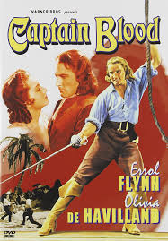 Amazon.com: Captain Blood (DVD): Casey Robinson, Errol Flynn, Olivia de  Havilland, Basil Rathbone, Guy Kibbee, Henry Stephenson, Robert Barrat, J.  Carrol Naish, Michael Curtiz, Rafael Sabatini, Hal B. Wallis: Movies & TV